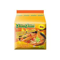 養養 泰式酸辣濃湯麵×5入 350g