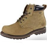 雪松RAN(CEDAR)款117卡其男女鞋情侶鞋專櫃正品防水防滑厚真牛皮戶外鞋露營鞋徒步鞋休閒鞋