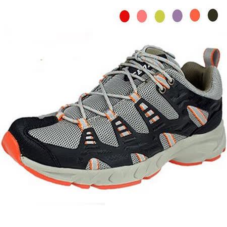 雪松RAN(CEDAR)款90018橘色男女鞋情侶鞋專櫃正品防水防滑厚真牛皮戶外鞋露營鞋徒步鞋休閒鞋