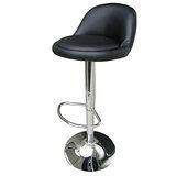 高級精緻PU皮革椅面-吧台椅/吧檯椅/高腳椅/皮椅-1入組(三色可選)