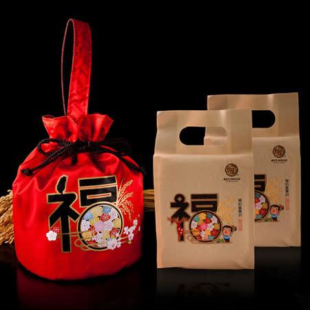 米屋福袋福氣到(600gx2包/袋)