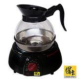 鍋寶-養生泡茶壺(KT-1815)+不鏽鋼保溫杯450cc