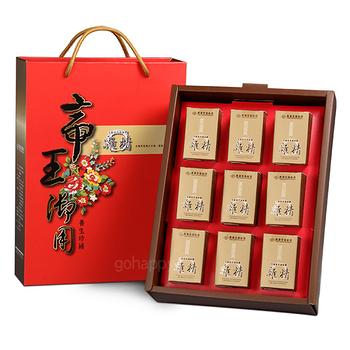 【長庚生技】冬蟲夏草菌絲體雞精2盒(20ml/瓶;9瓶入)