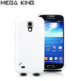 《Mega King》超薄矽膠套 Samsung S4mini(I9190) 白