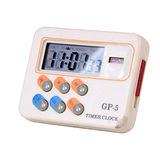 【CATIGA】正倒數計時鐘-白(GP-5)