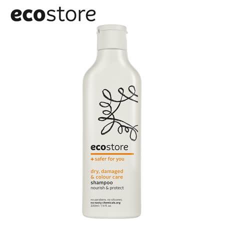 【ecostore】純淨洗髮精/受損燙染