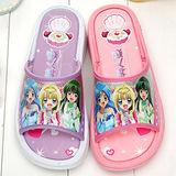 【童鞋城堡】真珠美人魚女生拖鞋台灣製PI1385