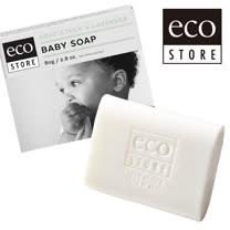 【ecostore】純淨寶寶香皂/羊奶薰衣草