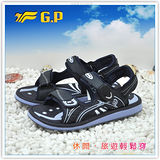 [GP]親子系列中性款涼鞋-舒適磁釦涼拖兩用鞋 G9149W-20(藍色)共有三色