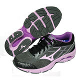 Mizuno WAVE ADVANCE 女用慢跑鞋 J1GF145068 (紫)
