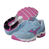 Mizuno Wave Aero 12 WIDE 女用慢跑鞋 J1GD143619