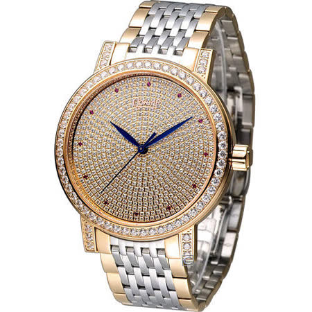 Ogival 愛其華 滿天星晶鑽機械錶 388ADDGSR