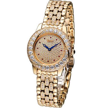 Ogival 瑞士愛其華 華麗時光腕錶 305-129DLR