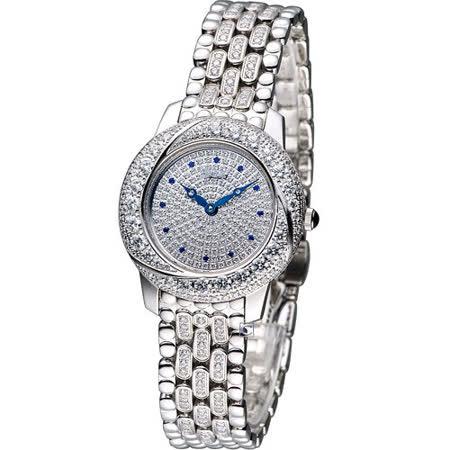 Ogival 瑞士愛其華 華麗時光腕錶 305-129DLW