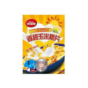 ★超值2件組★喜瑞爾香甜玉米脆片185g
