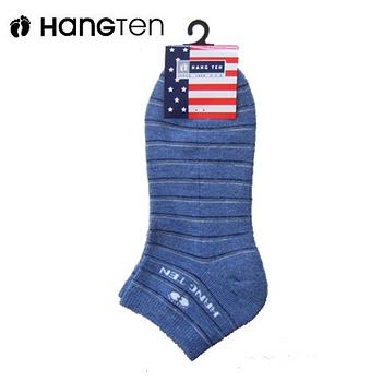 HANG TENHT船型運動襪 藍(22~24cm)