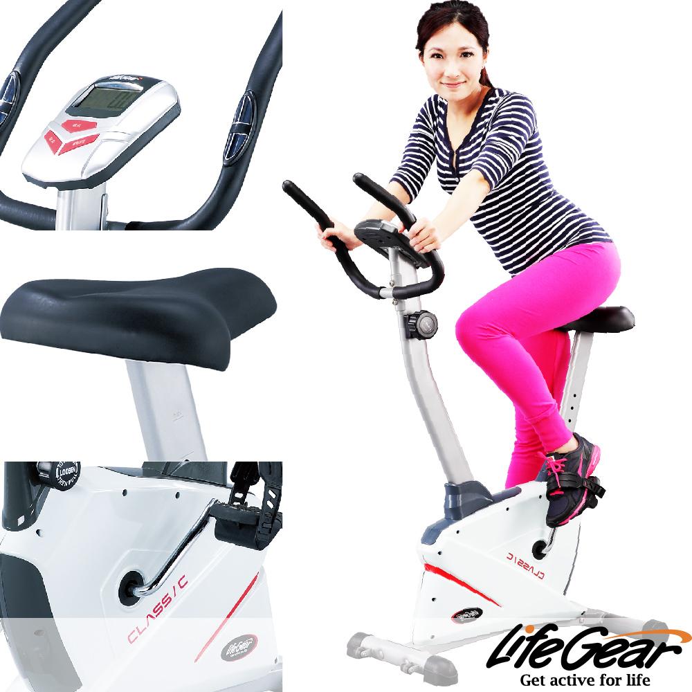 【來福嘉 Lif愛 買 網 路eGear】20380 特級經典健身磁控車