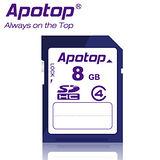 APOTOP 8GB SDHC Class4記憶卡