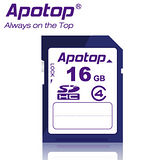 APOTOP 16GB SDHC Class4記憶卡