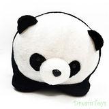 台灣製造-喜喜熊貓絨毛玩偶