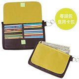 【PS Mall】日本款式多功能的卡片包_2入(J011)