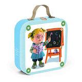 法國Janod - 小小教師拼圖 J02880