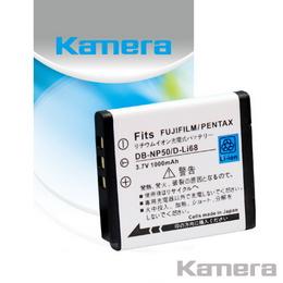 Kamera Pentax D-Li68 / DLi68 高容量相機鋰電池