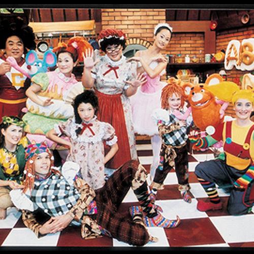 ABC Bakery DVD 1-3期(12DVD 6書)