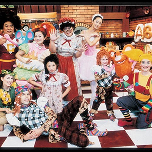 ABC Bakery DVD 2&3期(8DVD 4書)