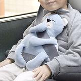 《TOMA‧TOMA》動物造型安全帶襯墊【熊造型】