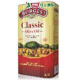 西班牙熱銷百格仕BORGES中味橄欖油4L