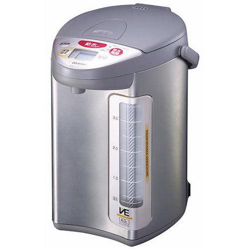 『ZOJIRUSHI』 ☆象印 4L超級真空保溫熱水瓶 CV-DYF40