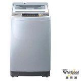 Whirlpool惠而浦9公斤直立洗衣機WV09AN