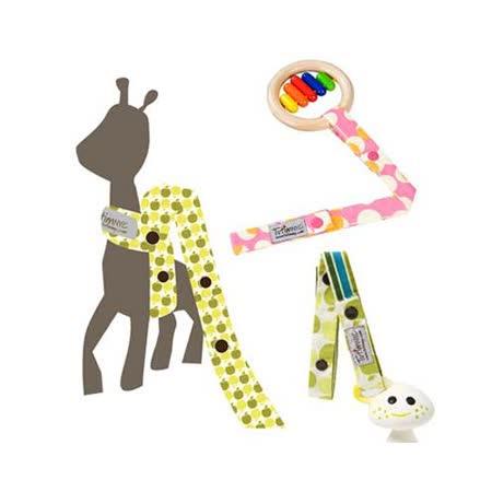 任選兩件特價↘ 美國TutimNYC手工玩具吊帶
