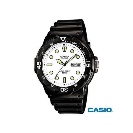 【CASIO卡西歐】世紀天人交戰個性優質腕錶 MRW-200H-7E