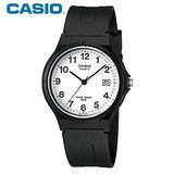 【CASIO卡西歐】時尚指針石英錶 MW-59-7B