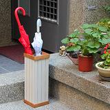 《C&B》鄉村趣古木調卷軸雨傘筒