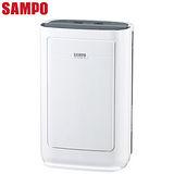 『SAMPO』☆聲寶 6L/日一級能效空氣清淨除濕機 AD-YC121FN/ ADYC121FN