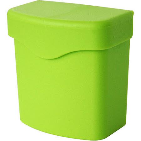 《Sceltevie》夾式收納盒(綠S)