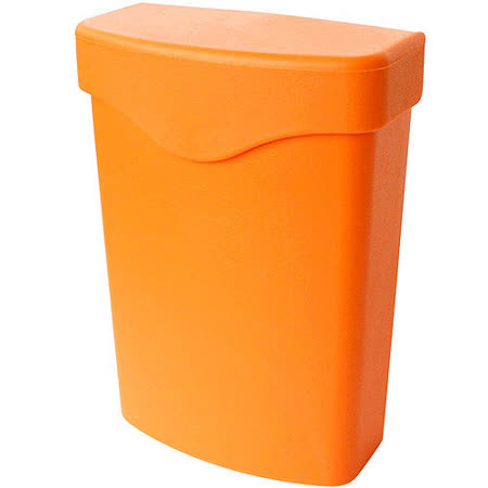 《Sceltevie》夾式收納盒(橘L)