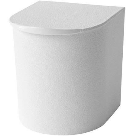 《Sceltevie》抗菌附鏡收納盒(白)