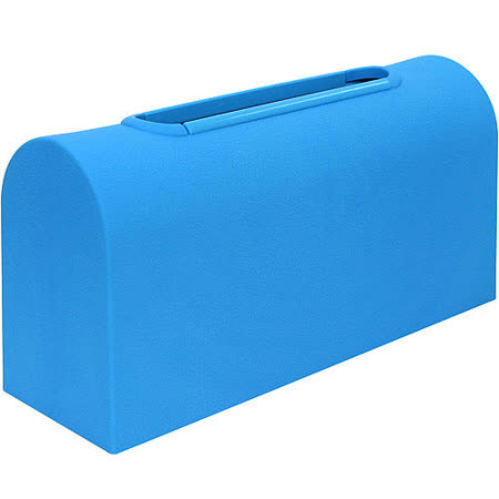 《Sceltevie》面紙盒(藍綠)