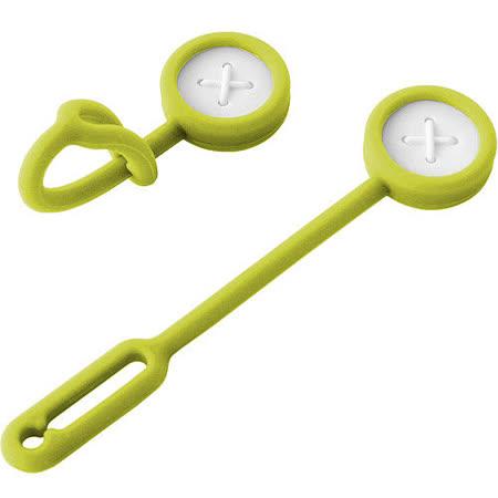 《Waybe》磁性固定繩(綠2入)