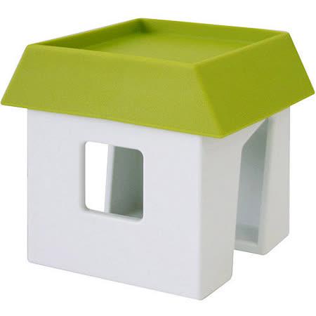 《Waybe》小屋鍋蓋鏟匙架(綠)