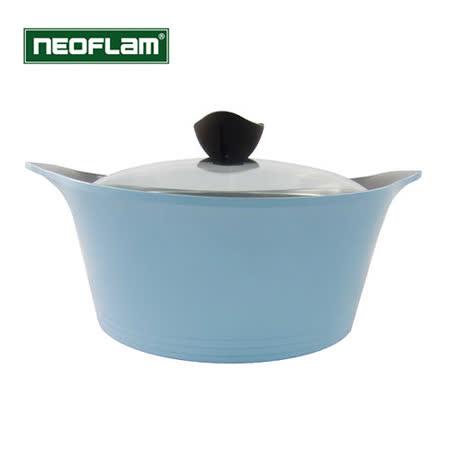 【網購】gohappy 購物網韓國NEOFLAM Aeni系列 28cm陶瓷不沾湯鍋 EK-C28有效嗎漢 神 巨 蛋