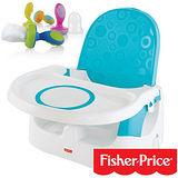 【費雪牌 Fisher-Price】多功能寶寶小餐椅+Nuby 營養蔬果棒