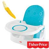 【費雪牌 Fisher-Price】多功能寶寶小餐椅+美國 香蕉固齒器/幼兒香蕉牙刷 1-2歲