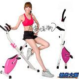 (預購)【健身大師】X造型名模健身車