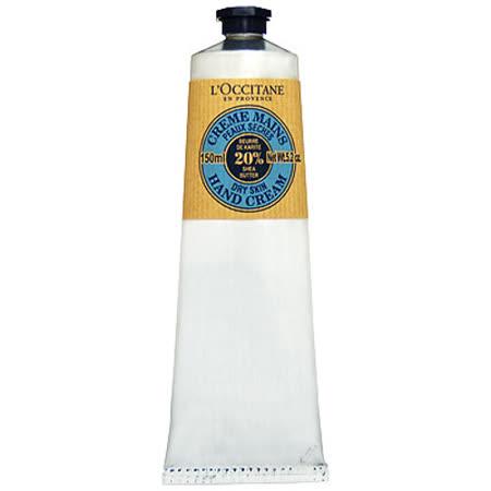 L'OCCITANE歐舒丹 乳油木護手霜(150ml) 專櫃正品