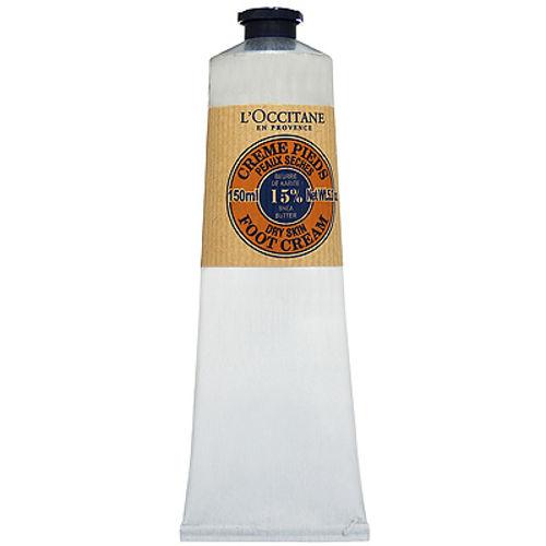 L'OCCITANE歐舒丹 乳油木護足霜(150ml) 專櫃正品